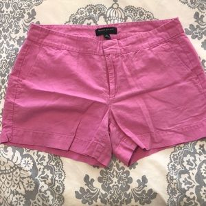 Banana republic linen shorts